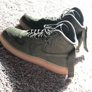 Swede Olive Green Air Force One